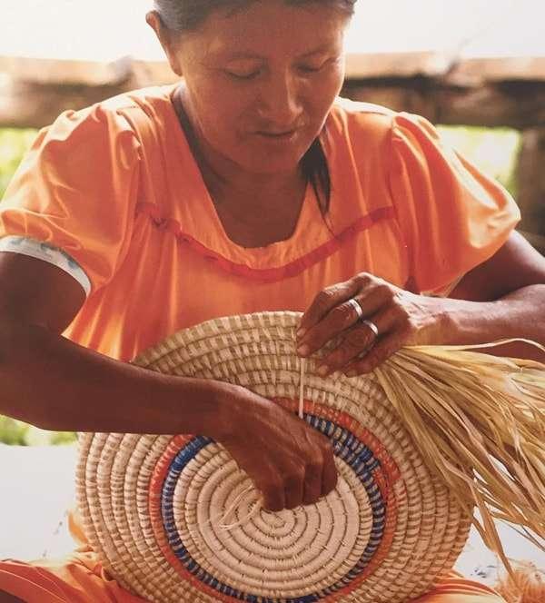 trabajo comunidades artesanales